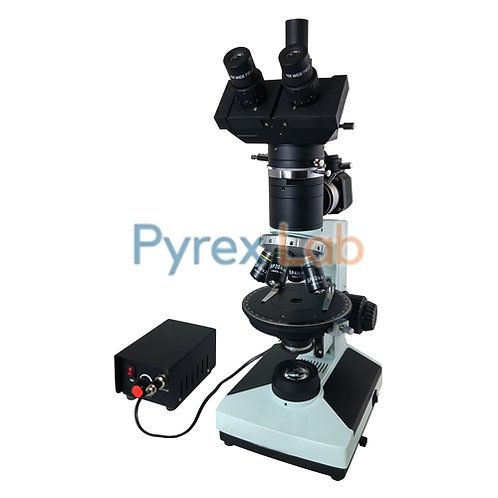 Inclined Ore Microscope