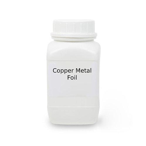 Copper Metal Foil