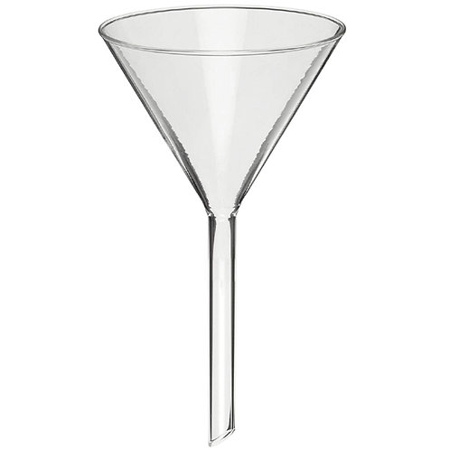 Funnel Filtering, 60° angle with stem