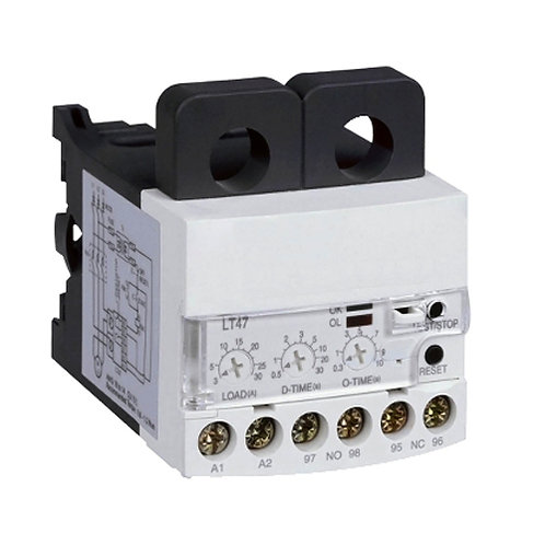 Time Overcurrent Relay