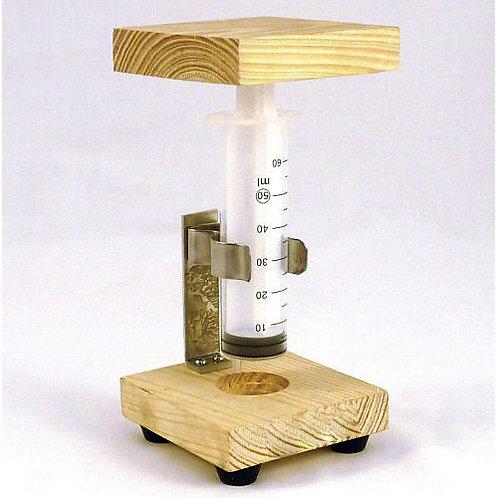 Elasticity of Gas Apparatus