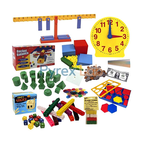 Complete Math Lab Kit