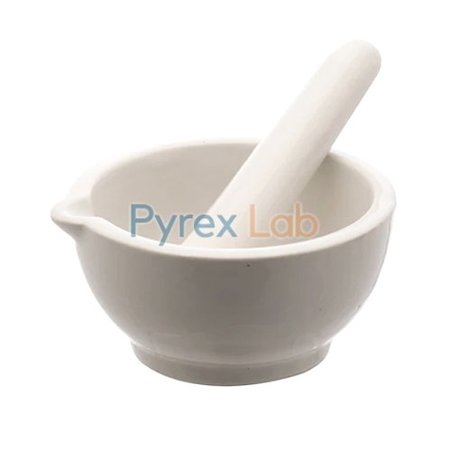 Mortar and Pestle Set Deluxe 125 mm