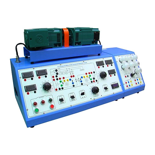 DC Compound Motor And Generator Trainer
