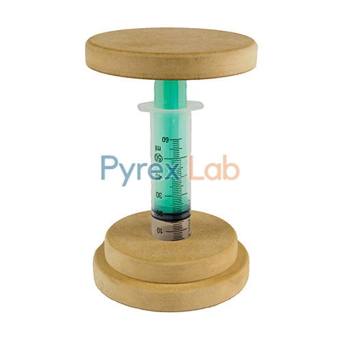 Boyles Law Apparatus Syringe Type