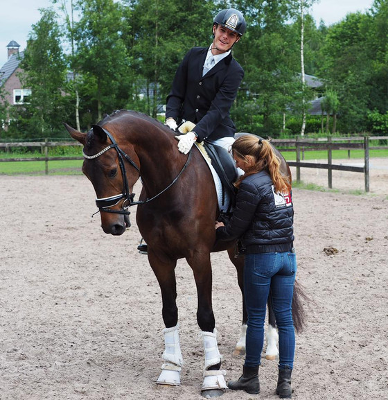 2 horses selected for the Provincial Championships!