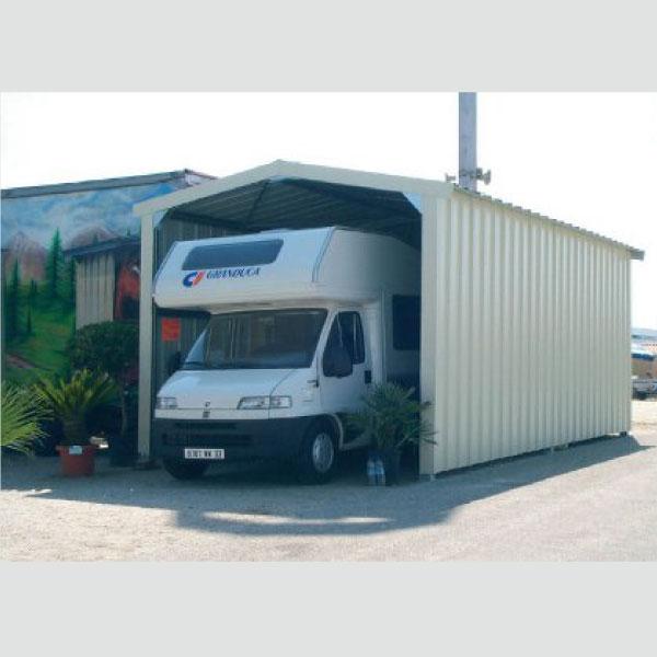 Garage Camping-Car
