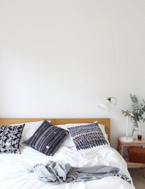 Cushions for Aida Shoreditch