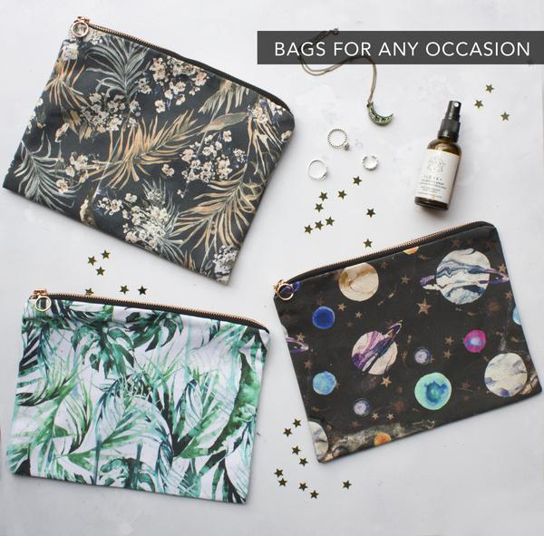 Bags for Nikki Strange