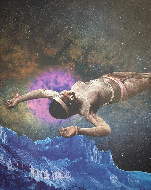 """""""we are the universe"""""""