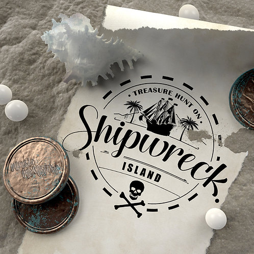 Treasure Hunt on Shipwreck Island: 18+