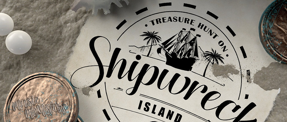 Treasure Hunt on Shipwreck Island: 18+