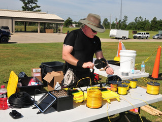 FBI's National Improvised Explosives Familiarization Training