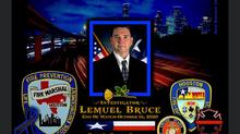 Lemuel Bruce - End of Watch October 16, 2020