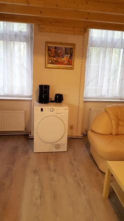 Waschtrockner Wohnküche
