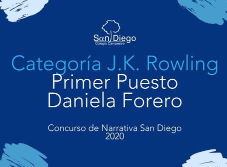 Una Gota de Amor - Daniela Forero