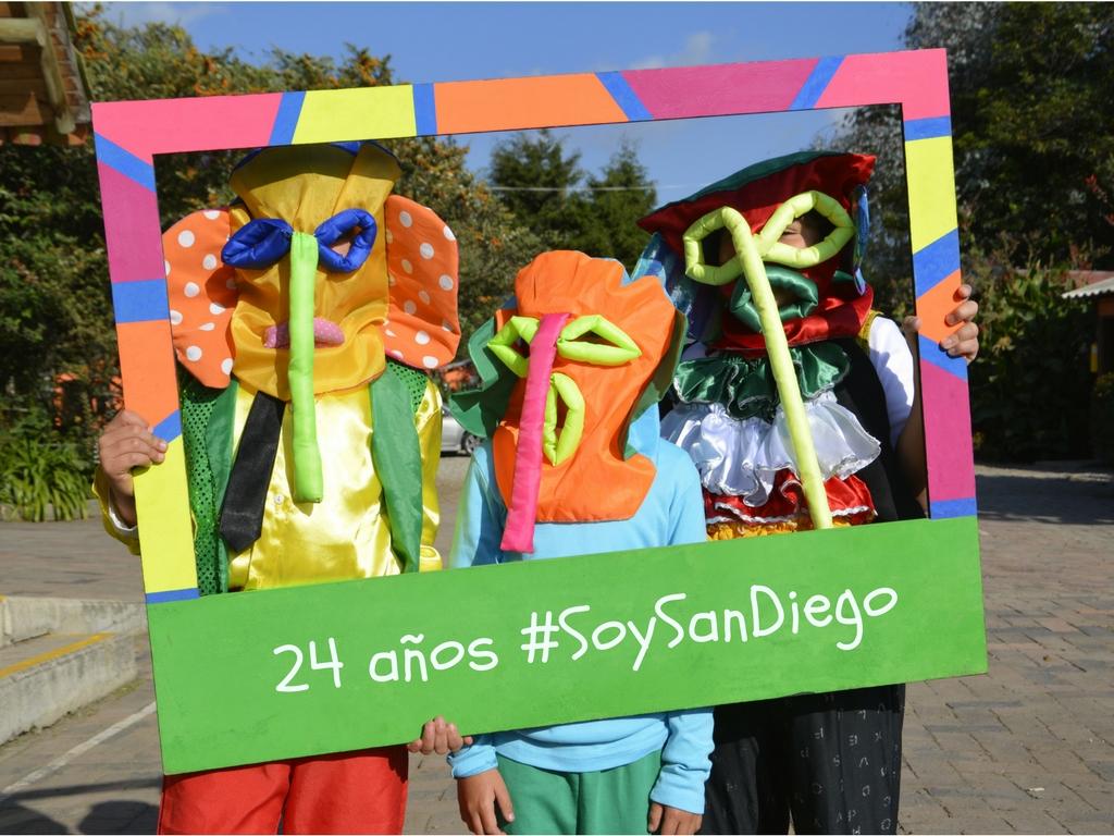 Cumpleaños San Diego