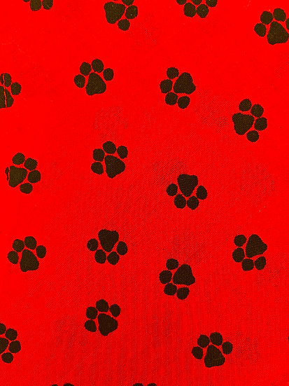 Red Paws