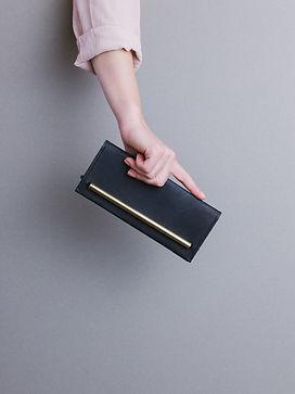 utility goods flip wallet
