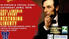 2021 Live Auction Event