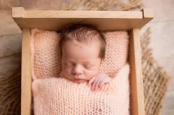 photo bébé contenant