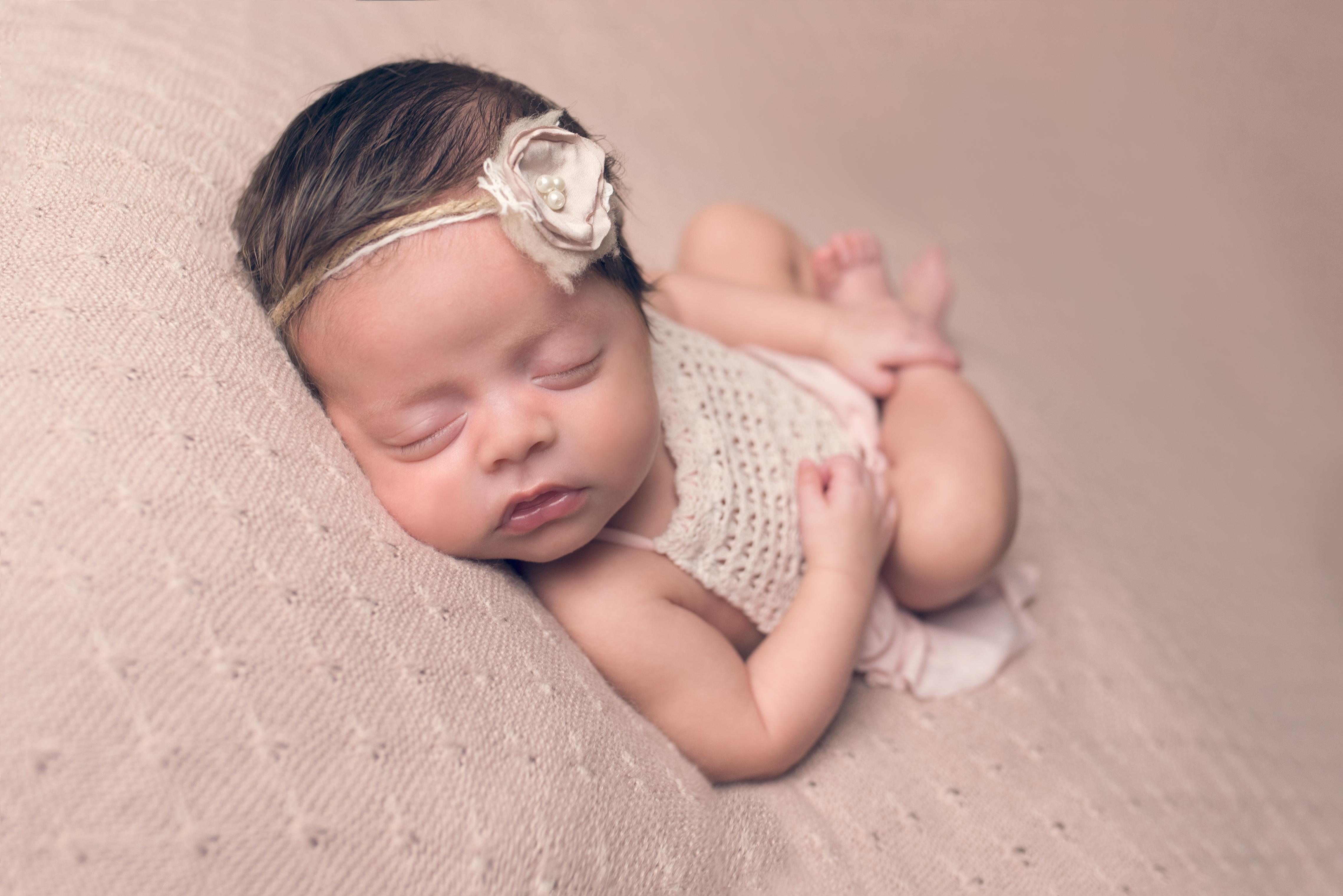 bébé 4 mois