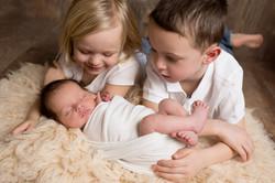 bébé fratrie