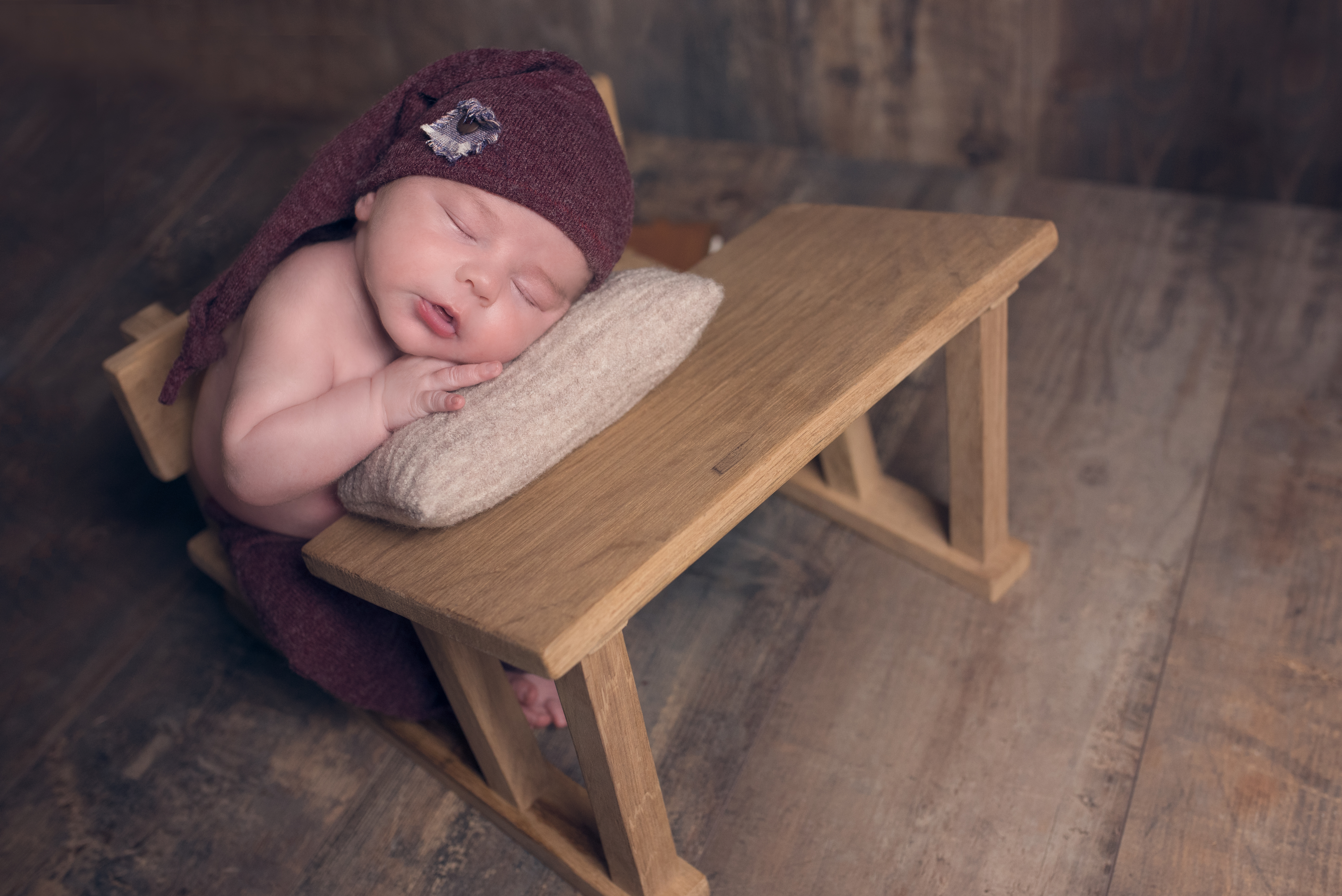 photo lutin endormi