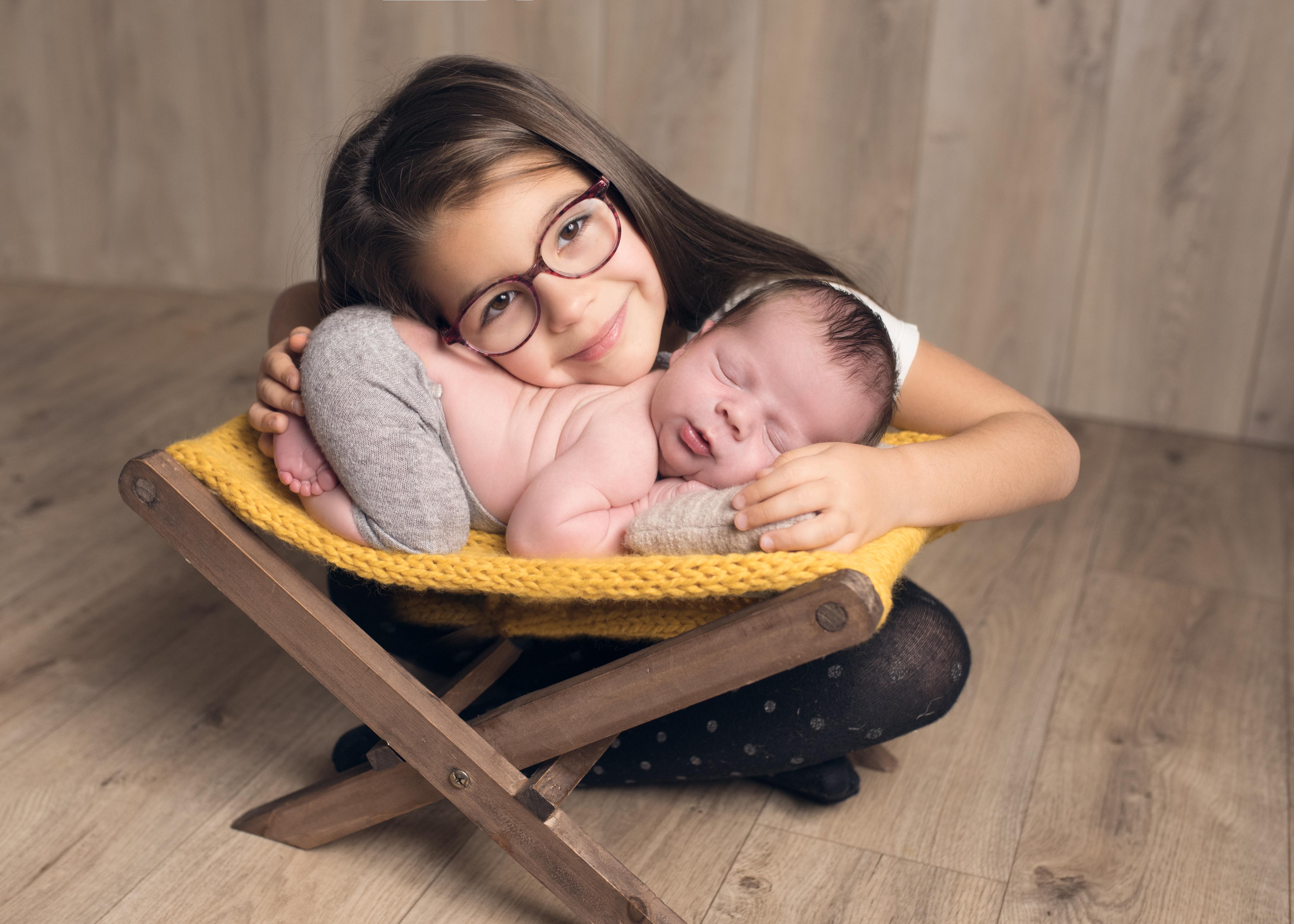 Grande soeur petit frère
