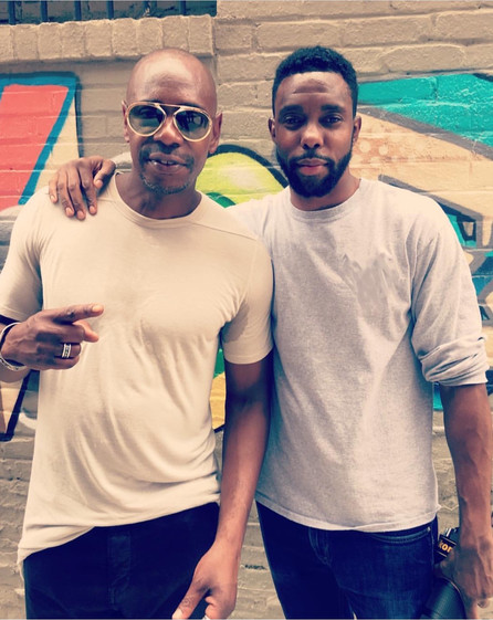 Dave Chappelle sends T.O.N.E Blessing