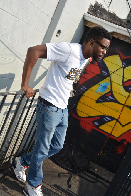 Photo Shoot With T.O.N.E