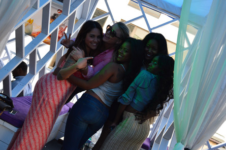 """Behind the Scenes with T.O.N.E's """"All the Girls Video Shoot"""