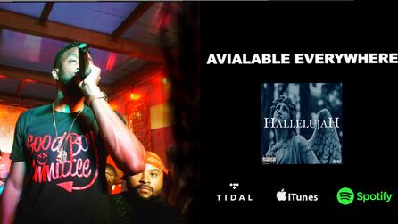 "T.O.N.E Debut Single ""Hallelujah"""