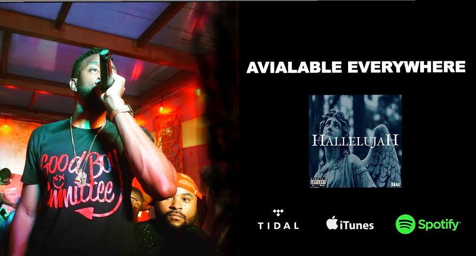 T.O.N.E on Apple Tidal & Spotify
