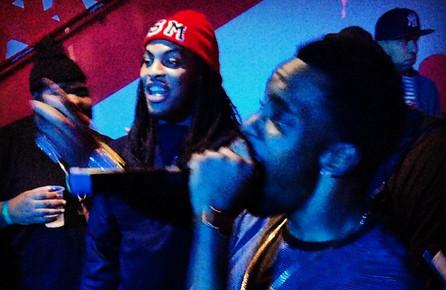 T.O.N.E & Waka Flocka Turns Up at Ibiza Night Club DC
