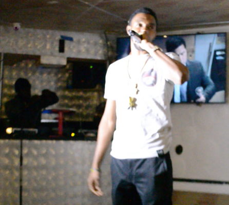 T.O.N.E puts on an encore performance at Pure Lounge