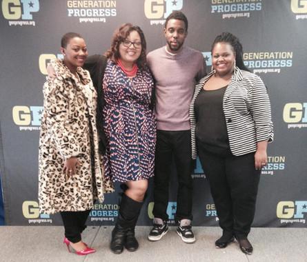 T.O.N.E joins Generation Progross GVP Summit