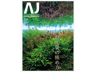 月刊「アクア・ジャーナル」最新号届きました〜