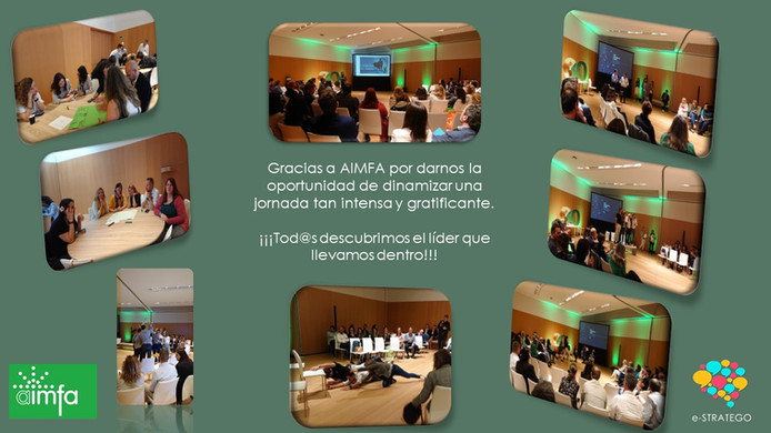 Participación de la 30ª Conferencia Anual de AIMFA