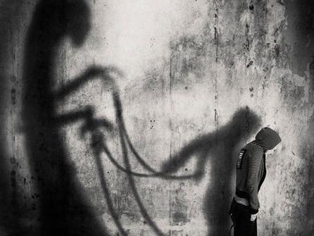 El Ogro de Las Tinieblas de mis Miedos