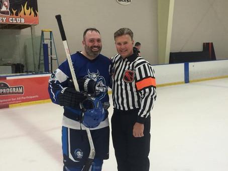 A Higher Calling: NHL Legend Kerry Fraser