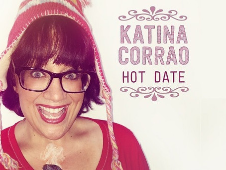 Katina Corrao Comedy and Spirituality