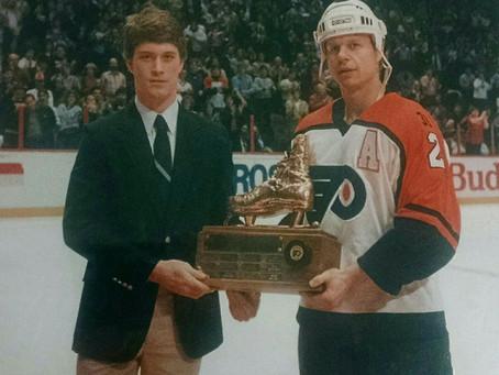 Mark and The Howe Family: Hockey Royalty