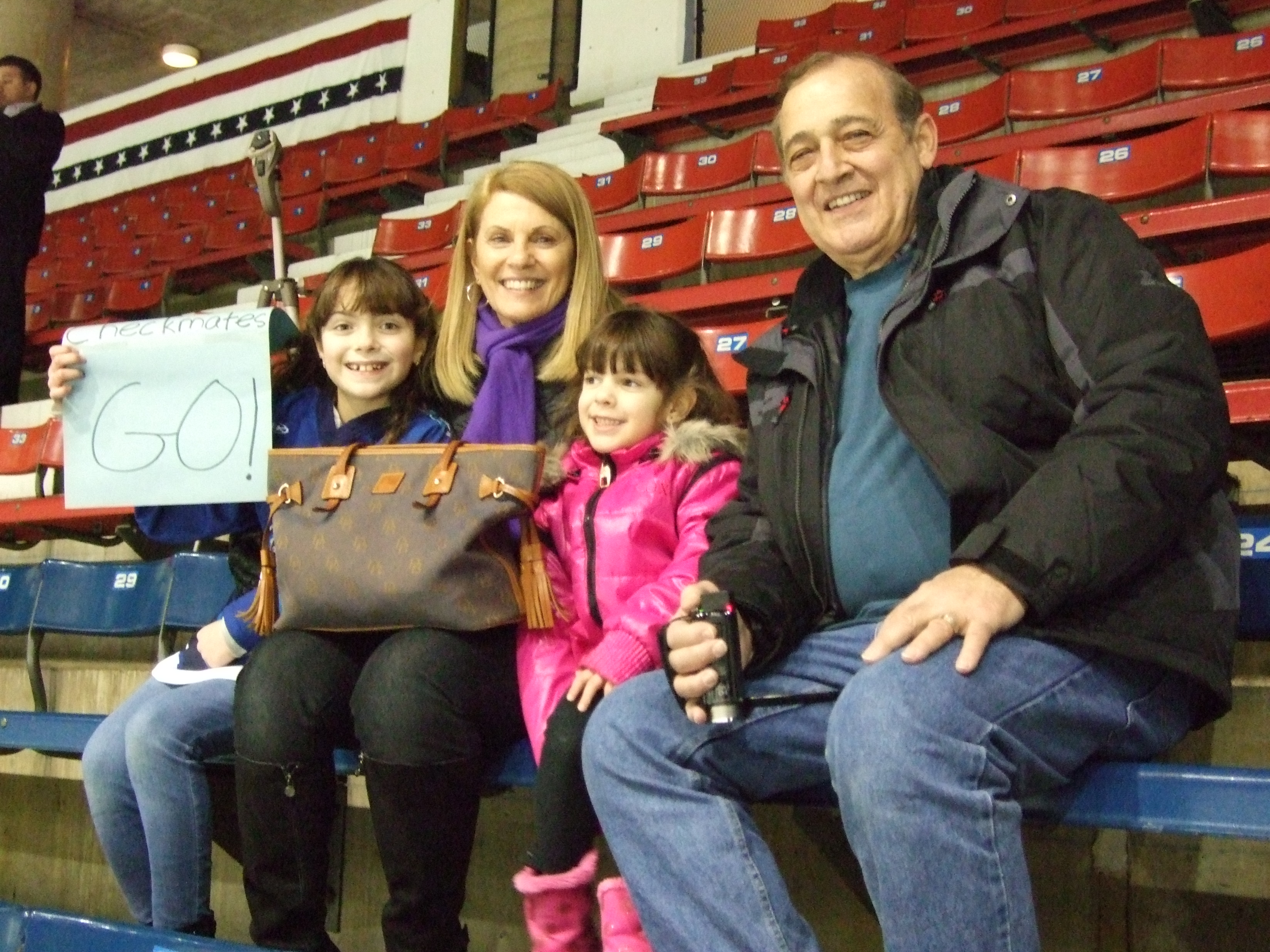 Families At Checkmates