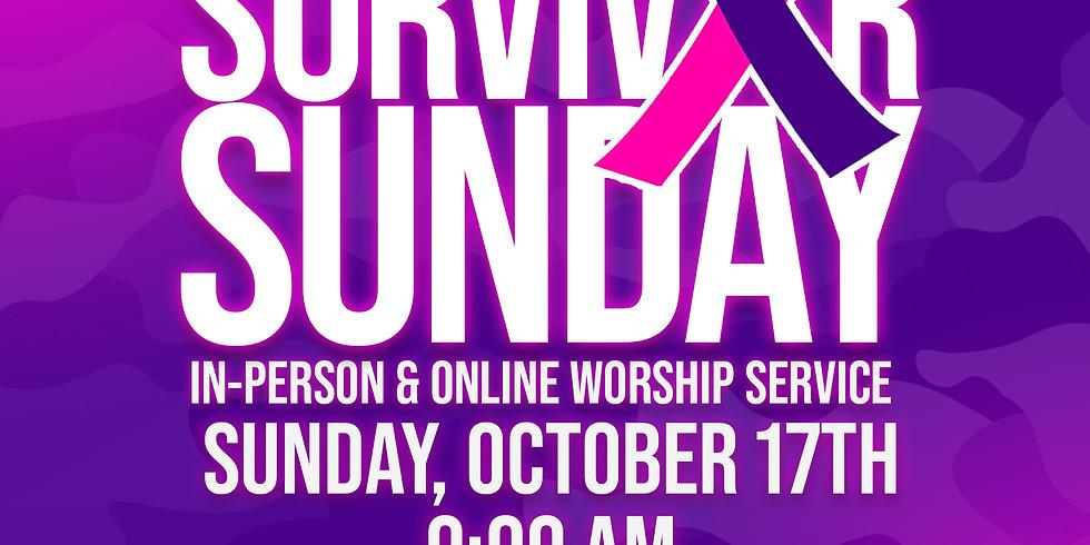 Survivor Sunday Worship Service