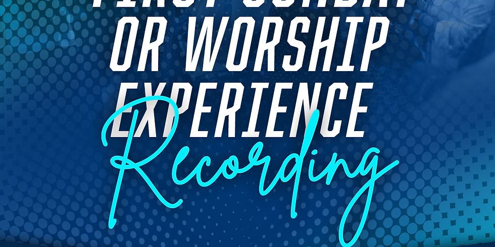 2nd Sunday Family Worship Experience Recording