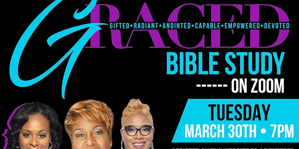 G.R.A.C.E.D. BIBLE STUDY