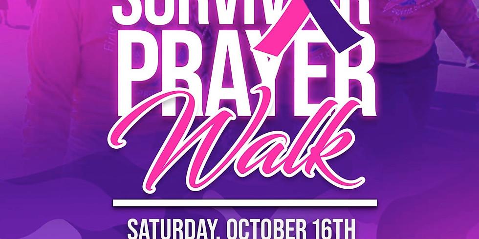 Survivor Prayer Walk