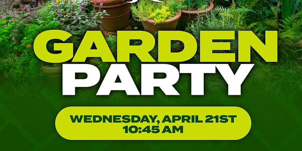 S.A.L.T. GARDEN PARTY