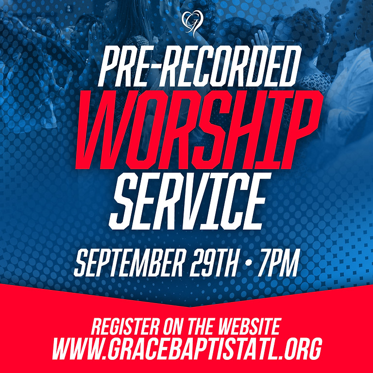 Family Worship Experience Recording for 2nd Sunday in October